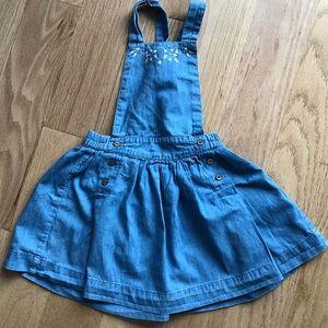 Cyrillus blue summer dress